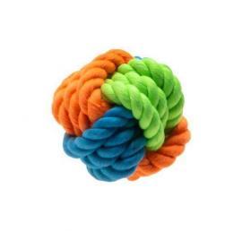 Comfy Shanty Ball - játék kötél labda kutyák részére 7cm
