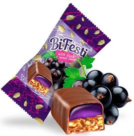 BIFESTI feketeribizlis édesség 25dkg