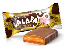LaLaFa karamell (toffee) desszert 25 dkg