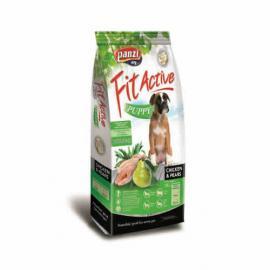 Panzi FitActive Puppy (csirke,körte) száraztáp - Kölyök kutyák részére (15kg)