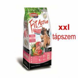 Panzi FitActive Puppy XXL (bárány,rizs,alma) száraztáp - Nagytestű kölyök kutyák részére (15kg)