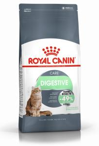Royal Canin Feline Adult (Digestive Care) - Teljesértékű eledel macskák részére(400g)
