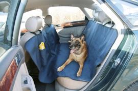 Autóvédő impregnált takaró itatóval, 1,40 x 1,50 m