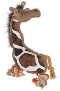 Gina zsiráf kutyajáték 29 cm