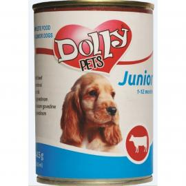 Dolly Dog Junior konzerv marha 415gr
