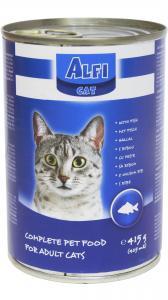 Alfi cat konzerv hal 415g