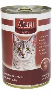 Alfi cat konzerv máj 415g