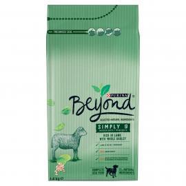 BEYOND Simply 9 Báránnyal és teljes kiőrlésű árpával száraz kutyaeledel 1,4kg
