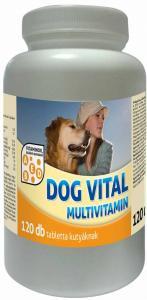 Dog Vital Multivitamin Tabletta 120db