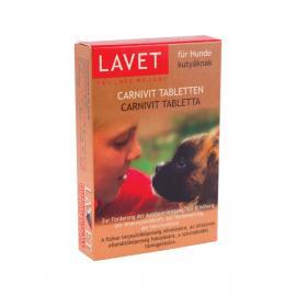 Lavet Carnivit tabletta kutya