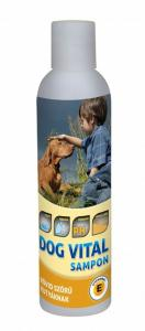 Dog Vital Sampon Rövid Szőrű Kutyának 200ml