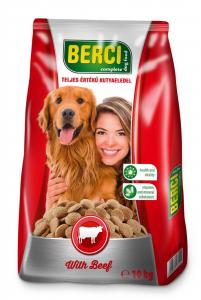 Berci száraz kutya marha 10kg
