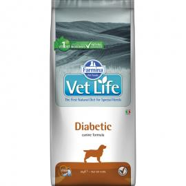 Vet Life Natural Diet Dog Diabetic 2kg