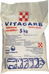 Vitacarb takarmány mészkőliszt (Futor) 5Kg