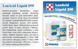 Lonacid Liquid DW itatóvíz savanyitó (5L)