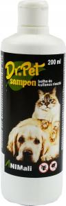 Dr.Pet sampon bolha+kullancsriasztó 200ml