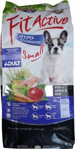 FitActive kutya premium Hypoallergenic Small 15kg