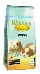 Willowy Gold Puppy száraz kutyaeledel 15kg