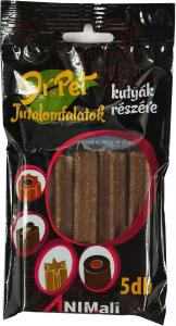 Dr.pet jutalomfalat denta snack bárány 5db/cs