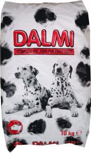 Dalmi száraz kutyaeledel marhával 10kg