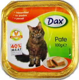 Dax cicaeledel nedves tálcás csirkével 100 gr