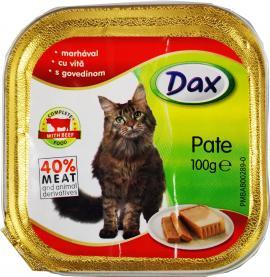 Dax cicaeledel nedves tálcás marhával 100gr