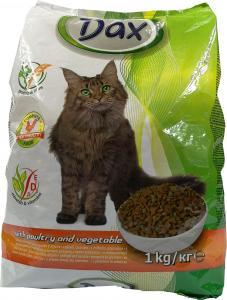 Dax cica száraz eledel baromfihússal 1kg