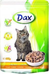 Dax cica tasakos nedves eledel baromfi 100gr 24db/cs
