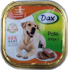 Dax kutya nedves tálcás baromfi 300gr