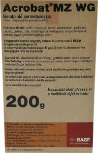 ACROBAT MZ WG 200g III.