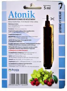 ATONIK 5ml III.