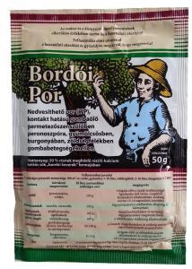 BORDÓI POR 50g III.