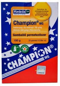 CHAMPION 50WG 0,15KG III.