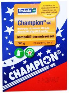 CHAMPION 50WG 0,5KG III.