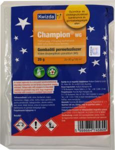 CHAMPION 50WG 20g III.