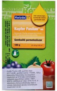 KUPFER FUSILAN WG 100g III.
