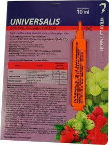 UNIVERSALIS 10ml III.