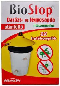 BIOSTOP Darázs és Légycsapda Utántöltő 3db