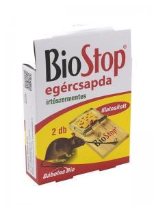 BIOSTOP EGÉRCSAPDA (2DB)