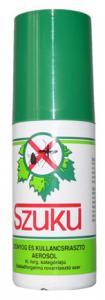 SZUKU Szúnyog-Kullancsriasztó spray 50ml
