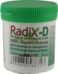 Radix-D gyökereztető por 50 gr