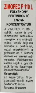 ZIMOPEC P110L 10ml III.