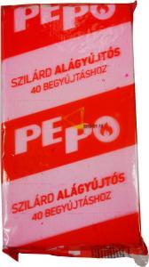 PEPO Szilárd Alágyújtós III.
