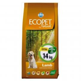 Ecopet Natural Lamb Medium 14kg