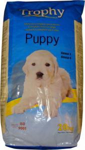 Trophy Dog Puppy 20kg 30/12