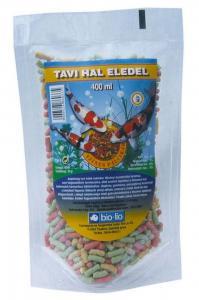Haltáp BioLio Tavi Hal Eledel 400ml
