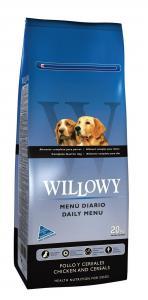 Willowy kutya száraz daily menü 20kg