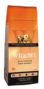 Willowy kutya száraz High Energie 20kg
