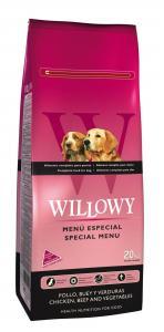 Willowy kutya száraz Special Menü 20kg