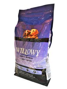 Willowy kutya száraz daily menü 4kg